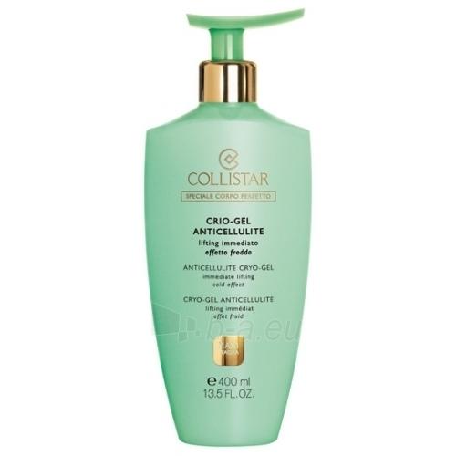 Collistar Anticellulite Cryo Gel Cosmetic 400ml (without box) Paveikslėlis 1 iš 1 250850200929