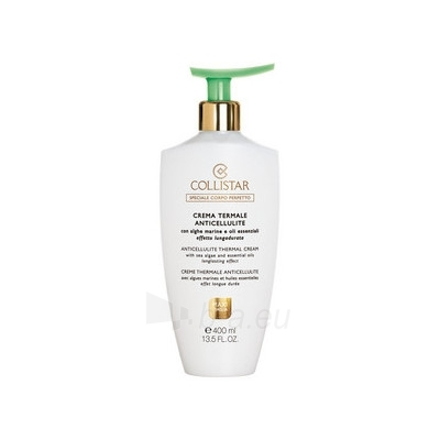 Collistar Anticellulite Thermal Cream Cosmetic 400ml (without box) Paveikslėlis 1 iš 1 250850200930