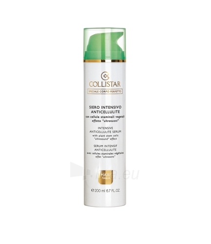 Collistar Intensive Anticellulite Serum Cosmetic 200ml (without box) Paveikslėlis 1 iš 1 250850200939