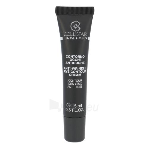 Collistar Men Anti-wrinkle Eye Contour Cream Cosmetic 15ml Paveikslėlis 1 iš 1 250840800551