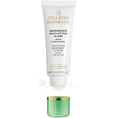 Collistar Multi Active Deodorant 24h Roll On Cosmetic 75ml Paveikslėlis 1 iš 1 2508910000870