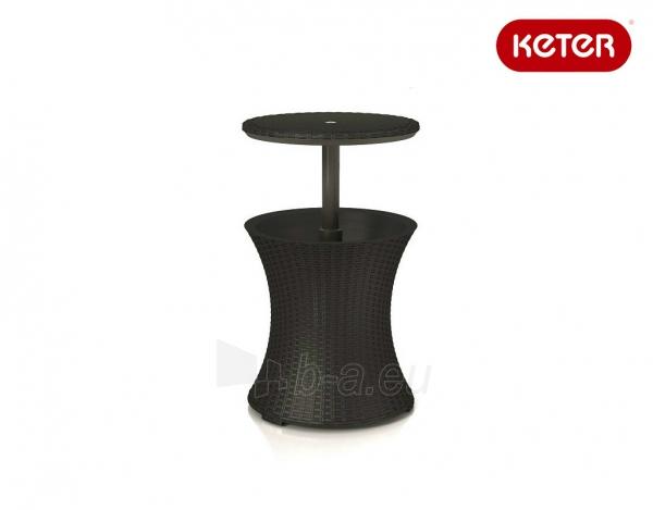 Cool bar Rattan staliukas - šaldiklis Paveikslėlis 1 iš 3 310820004541