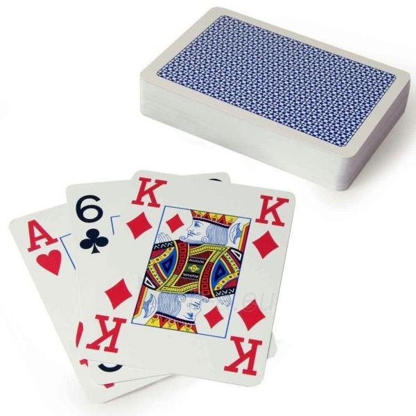 Copag 4 Corner pokerio kortos (Mėlynos) Paveikslėlis 3 iš 3 251010000176