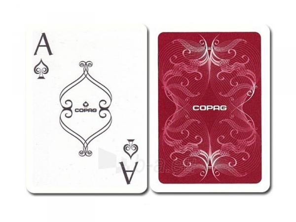 Copag Centennial dvi kortų kaladės specialioje dėžutėje Paveikslėlis 3 iš 8 251010000257