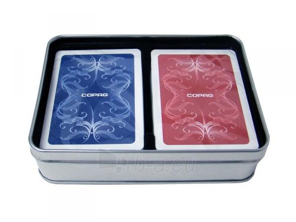 Copag Centennial dvi kortų kaladės specialioje dėžutėje Paveikslėlis 5 iš 8 251010000257