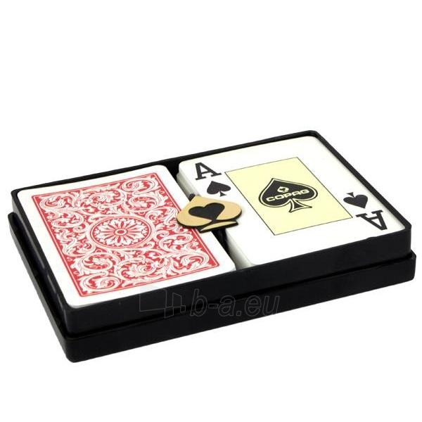 Copag dvi kortų kaladės specialioje pakuotėje Paveikslėlis 5 iš 5 251010000258