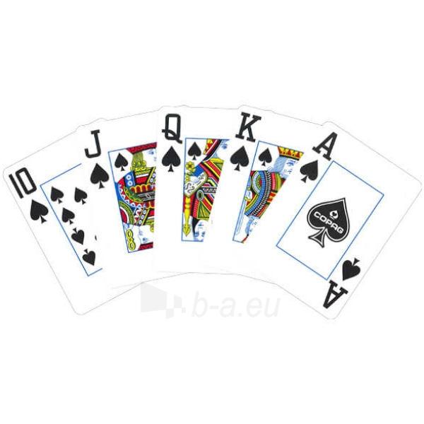 Copag EPT pokerio kortos (Mėlynos) Paveikslėlis 4 iš 9 251010000181
