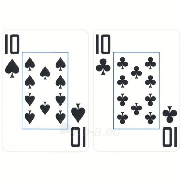 Copag EPT pokerio kortos (Raudonos) Paveikslėlis 4 iš 10 251010000182