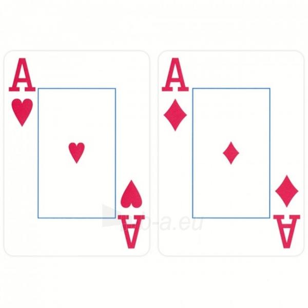 Copag EPT pokerio kortos (Raudonos) Paveikslėlis 10 iš 10 251010000182
