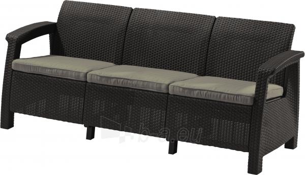 Corfu Love Seat Max sofa Paveikslėlis 1 iš 4 310820004527