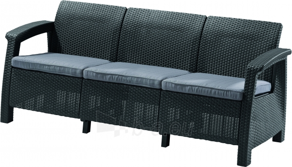 Corfu Love Seat Max sofa Paveikslėlis 2 iš 4 310820004527