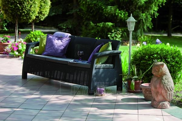 Corfu Love Seat Max sofa Paveikslėlis 3 iš 4 310820004527