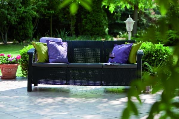 Corfu Love Seat Max sofa Paveikslėlis 4 iš 4 310820004527