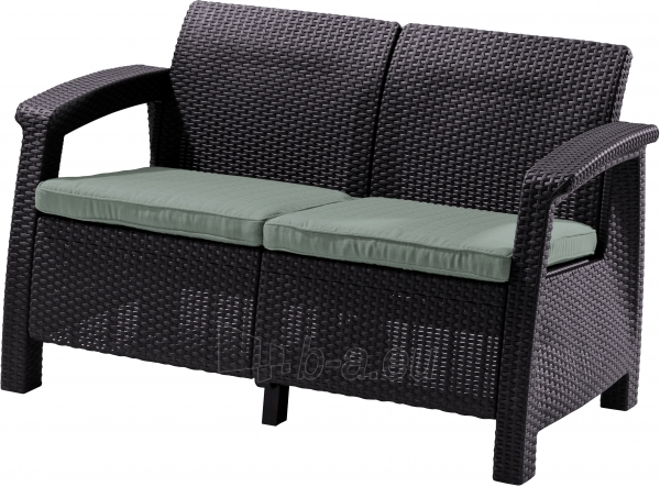 Corfu Love Seat sofa Paveikslėlis 1 iš 2 310820004526