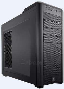 CORSAIR 400R MID-TOWER BLACK NO PSU Paveikslėlis 1 iš 1 250255900219