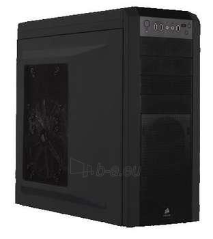 CORSAIR 500R MID-TOWER BLACK NO PSU Paveikslėlis 1 iš 1 250255900220
