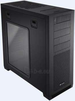 CORSAIR 650D MID-TOWER BLACK NO PSU Paveikslėlis 1 iš 1 250255900224