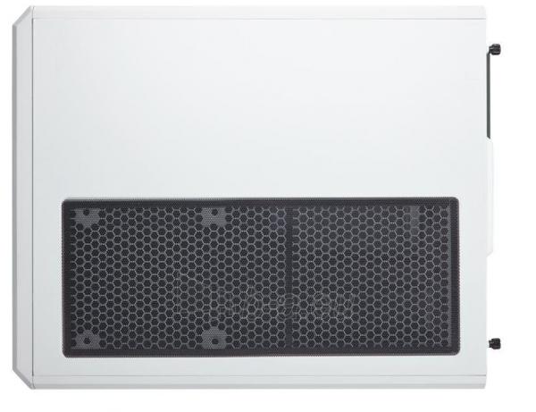 Corsair computer case Carbide Series White Steel Mid Tower Air 240 Paveikslėlis 3 iš 4 250255900723