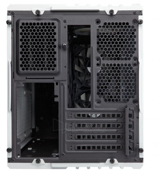 Corsair computer case Carbide Series White Steel Mid Tower Air 240 Paveikslėlis 4 iš 4 250255900723