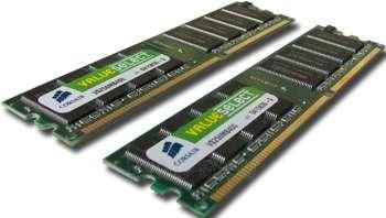 CORSAIR DDR2 KIT 2X2GB 667MHZ CL5 Paveikslėlis 1 iš 1 250255110847
