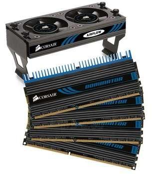 CORSAIR DDR3-1333 4*4G CL9 KIT DOMINATOR Paveikslėlis 1 iš 1 250255110878