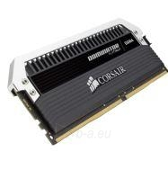 Corsair Dominator Platinum 4x4GB 2666MHz DDR4 CL15 1.2V Paveikslėlis 1 iš 2 250255112045