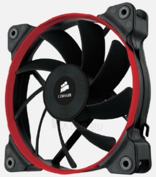 Corsair Fan Air Series AF120 Performance Edition 120mm 30dBA Single pack Paveikslėlis 1 iš 1 2502552400160