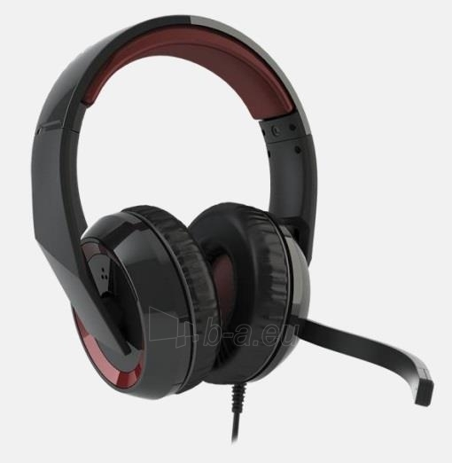 Corsair Raptor HS30-Y Gaming Headset with Microphone, 4-Pole 3.5mm Mini Jack, EU Paveikslėlis 1 iš 2 250255090673