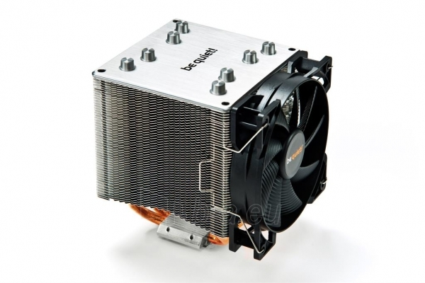 CPU aušintuvas be quiet! Shadow Rock 2 775/1150/1155/1156/2011/AM2/AM2+/AM3... Paveikslėlis 2 iš 5 2502552400093