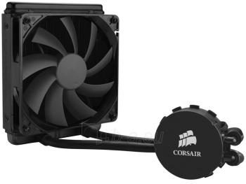 CPU vandens aušinimo sistema Corsair Cooling™ H90, 140mm fan Paveikslėlis 1 iš 3 2502552400227