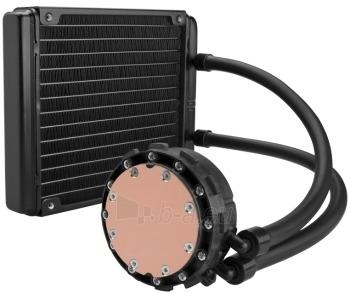 CPU vandens aušinimo sistema Corsair Cooling™ H90, 140mm fan Paveikslėlis 2 iš 3 2502552400227