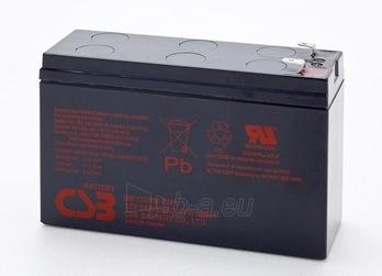 CSB baterija HR 1224W 12V 24W Paveikslėlis 1 iš 1 250254301057