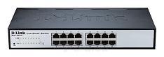D-Link 16-port 10/100 EasySmart Switch Paveikslėlis 1 iš 1 250257501319