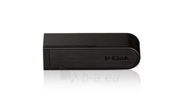 D-Link Konverteris USB 2.0 (1 x port B) - FastEthernet 10/100BaseT (1 x RJ45) Paveikslėlis 1 iš 2 250255070031