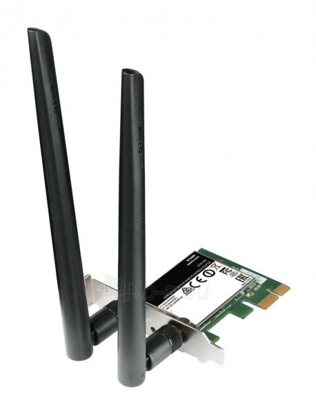 D-Link Wireless AC1200 DualBand PCIe Adapter Paveikslėlis 2 iš 2 310820009107