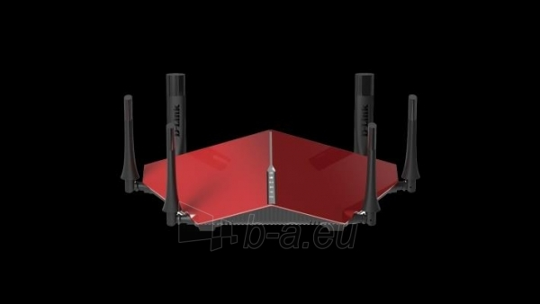D-Link Wireless AC3200 ULTRA Wi-Fi Router Paveikslėlis 1 iš 3 250257200745