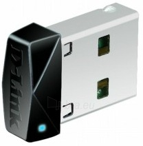 D-Link Wireless N 150 Micro USB Adapter Paveikslėlis 1 iš 1 250257100303