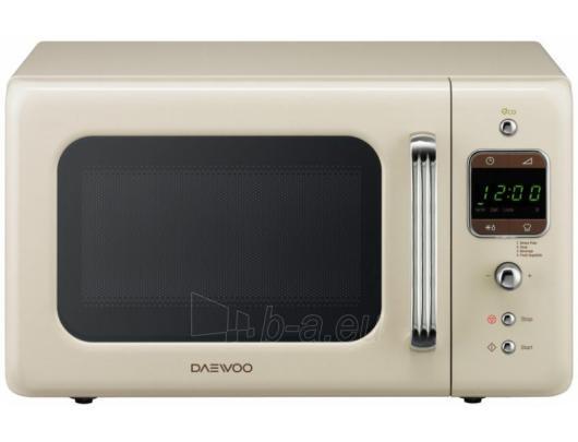 DAEWOO KOR-6LBRC Retro Mikrobangų krosne Paveikslėlis 1 iš 2 310820028967