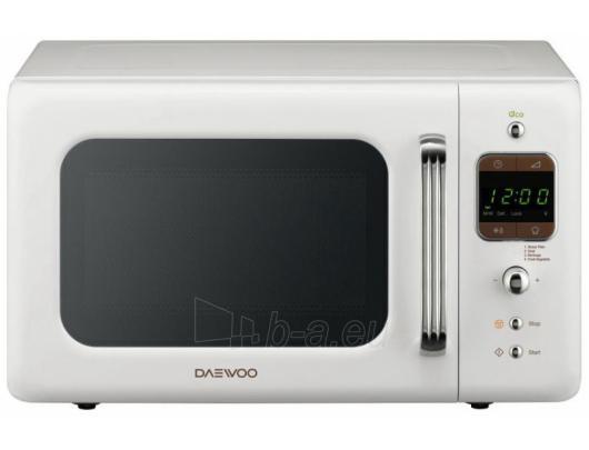 DAEWOO KOR-6LBRW Retro Mikrobangų krosne Paveikslėlis 1 iš 1 310820028968