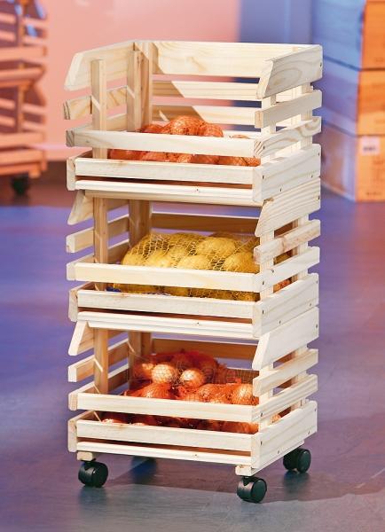 Drawer unit Fruits Paveikslėlis 1 iš 5 30110000011