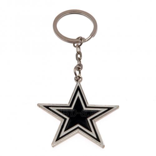 Dallas Cowboys raktų pakabukas Paveikslėlis 2 iš 3 310820103782