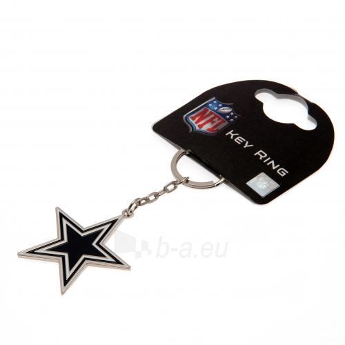 Dallas Cowboys raktų pakabukas Paveikslėlis 3 iš 3 310820103782