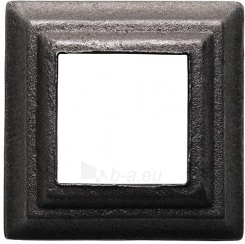 Metal lid J30.5 (60*60), L08DT021 Paveikslėlis 1 iš 1 310820026199