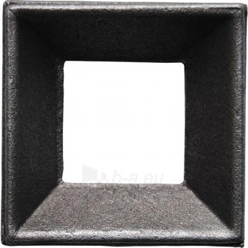 Metal lid J40.5 (80*80), L08DT053 Paveikslėlis 2 iš 3 310820026219