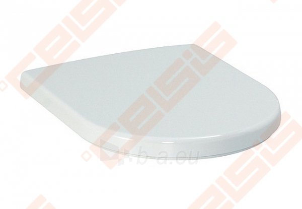 "Cover wc ""Pro"" with metal hinges Paveikslėlis 1 iš 1 270713000309"