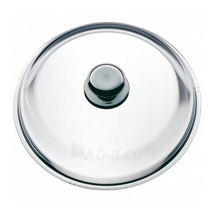 Dangtis WMF Glass lid, 28cm diameter Paveikslėlis 1 iš 1 30096300014