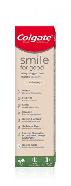 Dantų pasta Colgate Smile For Good Whitening 75 ml Paveikslėlis 1 iš 1 310820208553