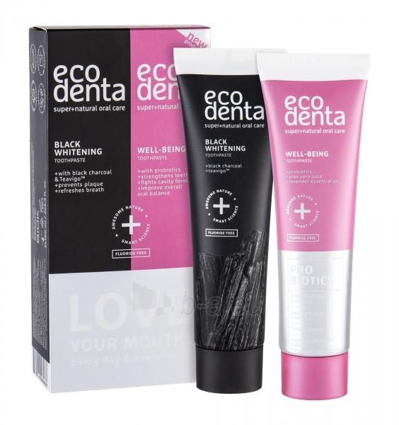 Dantų pasta Ecodenta Toothpaste Love Your Mouth 100ml Paveikslėlis 1 iš 1 310820207577