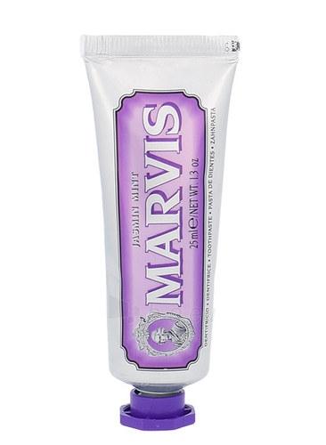 Dantų pasta Marvis Toothpaste Jasmin Mint Cosmetic 25ml Paveikslėlis 1 iš 1 310820045704