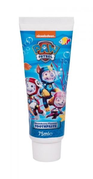 Dantų pasta Nickelodeon Paw Patrol Toothpaste 75ml Paveikslėlis 1 iš 1 310820198035